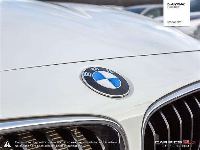 2015 BMW 335i xDrive Gran Turismo (Stk: B39649PA) in Hamilton - Image 9 of 27