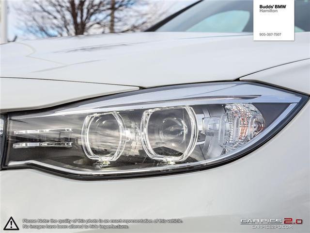 2015 BMW 335i xDrive Gran Turismo (Stk: B39649PA) in Hamilton - Image 10 of 27