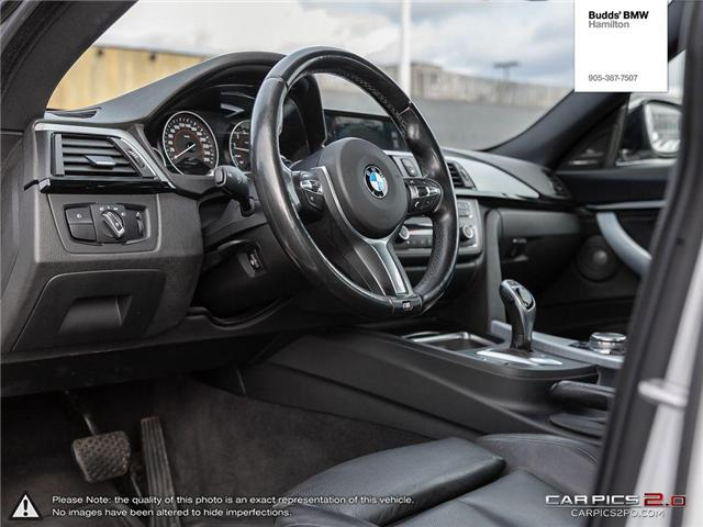 2015 BMW 335i xDrive Gran Turismo (Stk: B39649PA) in Hamilton - Image 13 of 27