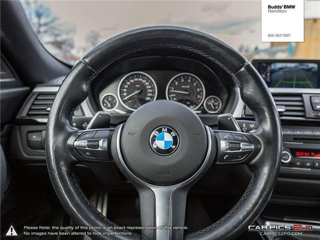 2015 BMW 335i xDrive Gran Turismo (Stk: B39649PA) in Hamilton - Image 14 of 27