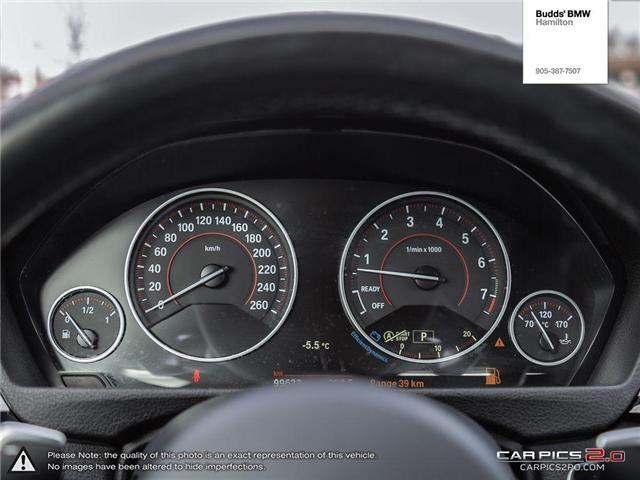 2015 BMW 335i xDrive Gran Turismo (Stk: B39649PA) in Hamilton - Image 15 of 27