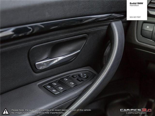 2015 BMW 335i xDrive Gran Turismo (Stk: B39649PA) in Hamilton - Image 17 of 27