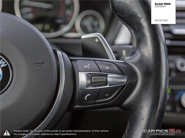2015 BMW 335i xDrive Gran Turismo (Stk: B39649PA) in Hamilton - Image 18 of 27