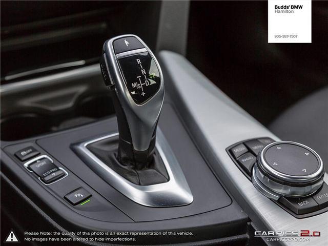 2015 BMW 335i xDrive Gran Turismo (Stk: B39649PA) in Hamilton - Image 19 of 27
