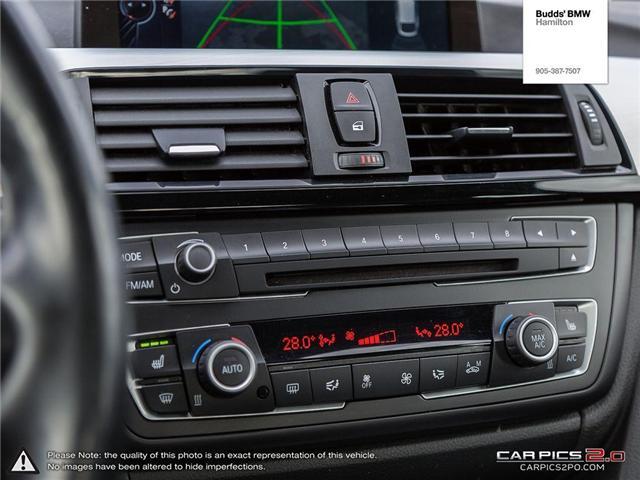 2015 BMW 335i xDrive Gran Turismo (Stk: B39649PA) in Hamilton - Image 20 of 27