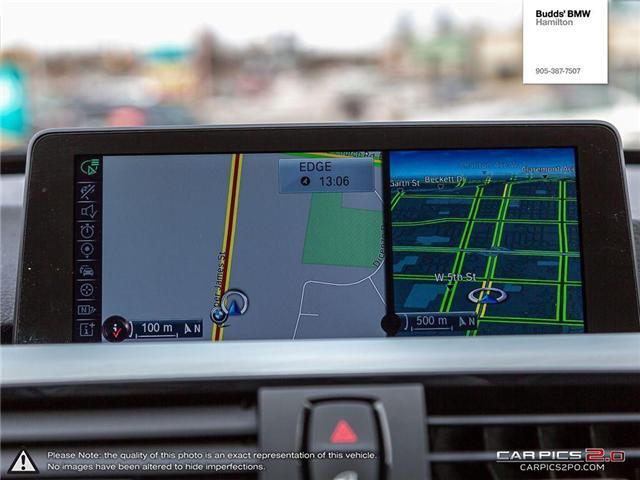 2015 BMW 335i xDrive Gran Turismo (Stk: B39649PA) in Hamilton - Image 22 of 27