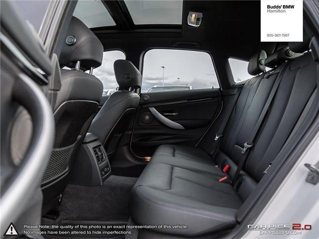 2015 BMW 335i xDrive Gran Turismo (Stk: B39649PA) in Hamilton - Image 25 of 27