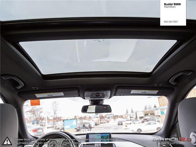 2015 BMW 335i xDrive Gran Turismo (Stk: B39649PA) in Hamilton - Image 27 of 27