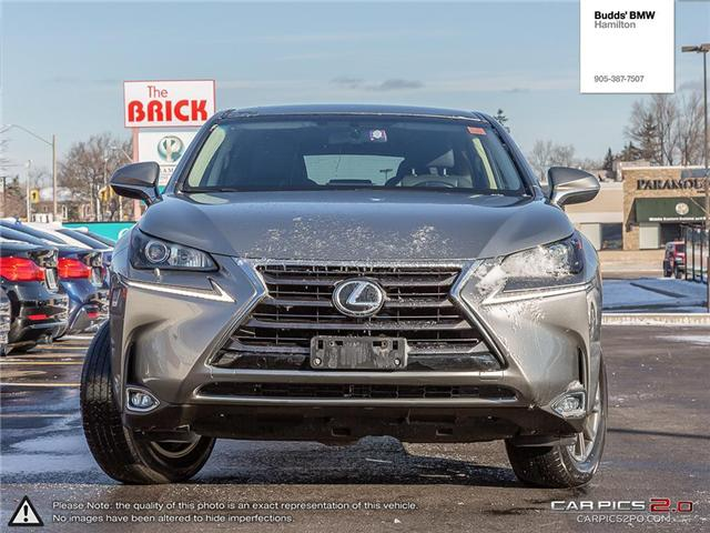 2016 Lexus NX 200t Base (Stk: T27381A) in Hamilton - Image 2 of 26