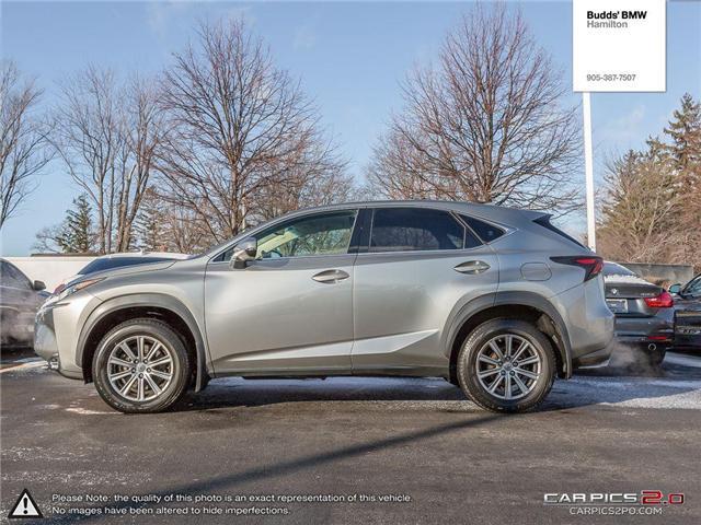 2016 Lexus NX 200t Base (Stk: T27381A) in Hamilton - Image 3 of 26