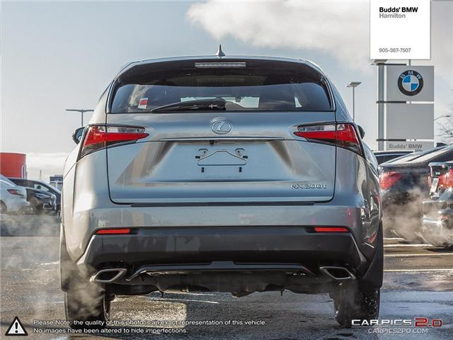2016 Lexus NX 200t Base (Stk: T27381A) in Hamilton - Image 5 of 26