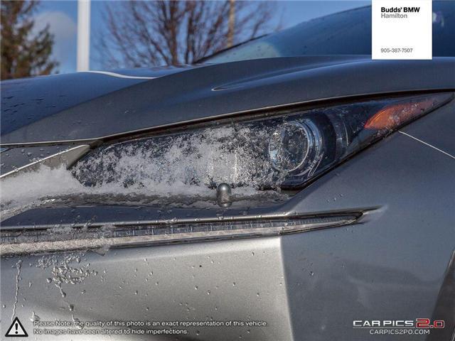 2016 Lexus NX 200t Base (Stk: T27381A) in Hamilton - Image 10 of 26