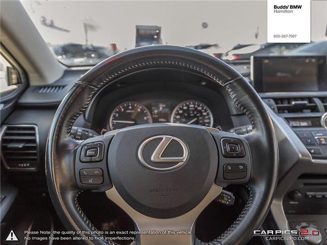 2016 Lexus NX 200t Base (Stk: T27381A) in Hamilton - Image 14 of 26