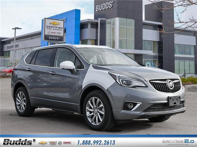 2019 Buick Envision Essence (Stk: EV9004) in Oakville - Image 7 of 25