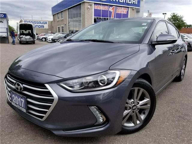 2017 Hyundai Elantra GL AS BRAND NEW. GREAT DEAL..!! (Stk: op9858) in Mississauga - Image 1 of 18