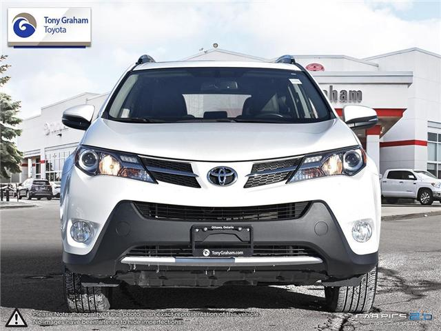 2015 Toyota RAV4 Limited (Stk: E7673) in Ottawa - Image 2 of 28