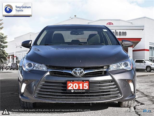 2015 Toyota Camry XLE (Stk: U9046) in Ottawa - Image 2 of 28