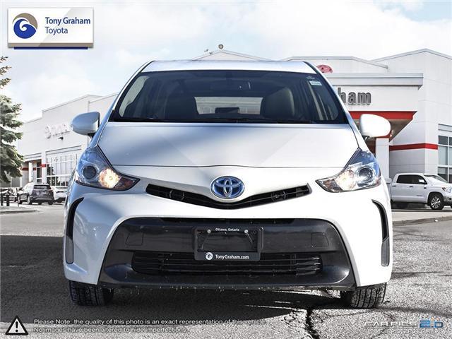 2015 Toyota Prius v Base (Stk: E7650) in Ottawa - Image 2 of 24