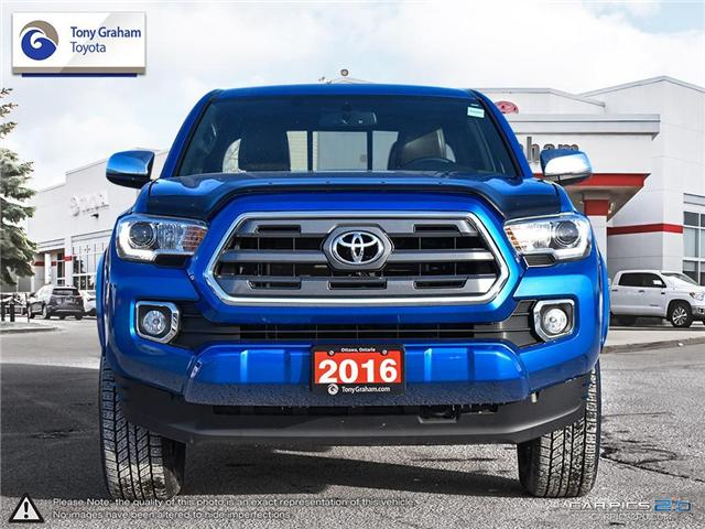 2016 Toyota Tacoma Limited (Stk: E7672) in Ottawa - Image 2 of 29