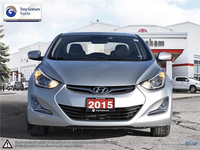 2015 Hyundai Elantra  (Stk: D11310A) in Ottawa - Image 2 of 27