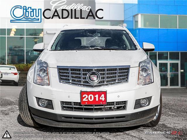 2014 Cadillac SRX Premium (Stk: R12082) in Toronto - Image 2 of 27