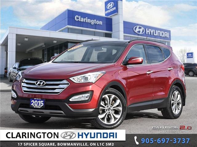 2015 Hyundai Santa Fe Sport 2.0T Limited (Stk: 18874A) in Clarington - Image 1 of 27