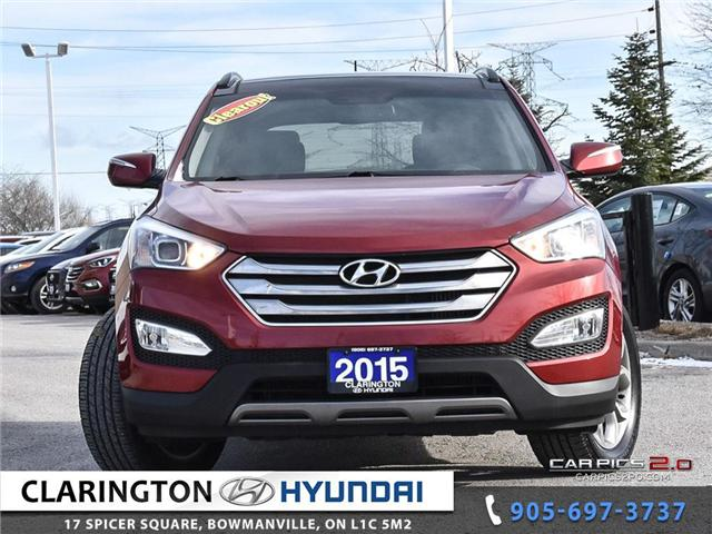 2015 Hyundai Santa Fe Sport 2.0T Limited (Stk: 18874A) in Clarington - Image 2 of 27
