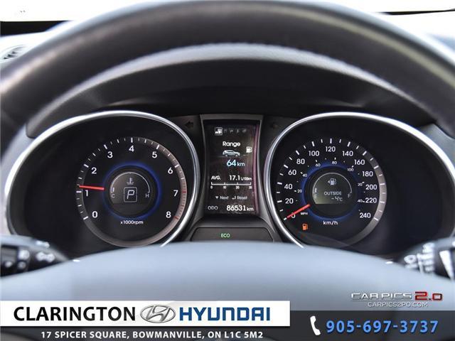 2015 Hyundai Santa Fe Sport 2.0T Limited (Stk: 18874A) in Clarington - Image 7 of 27