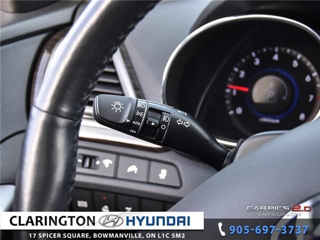 2015 Hyundai Santa Fe Sport 2.0T Limited (Stk: 18874A) in Clarington - Image 8 of 27