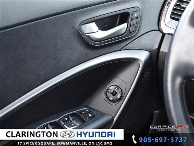 2015 Hyundai Santa Fe Sport 2.0T Limited (Stk: 18874A) in Clarington - Image 9 of 27