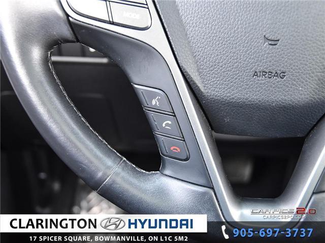 2015 Hyundai Santa Fe Sport 2.0T Limited (Stk: 18874A) in Clarington - Image 10 of 27