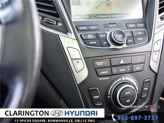 2015 Hyundai Santa Fe Sport 2.0T Limited (Stk: 18874A) in Clarington - Image 12 of 27