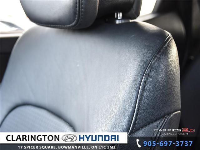 2015 Hyundai Santa Fe Sport 2.0T Limited (Stk: 18874A) in Clarington - Image 15 of 27