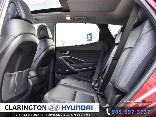 2015 Hyundai Santa Fe Sport 2.0T Limited (Stk: 18874A) in Clarington - Image 16 of 27