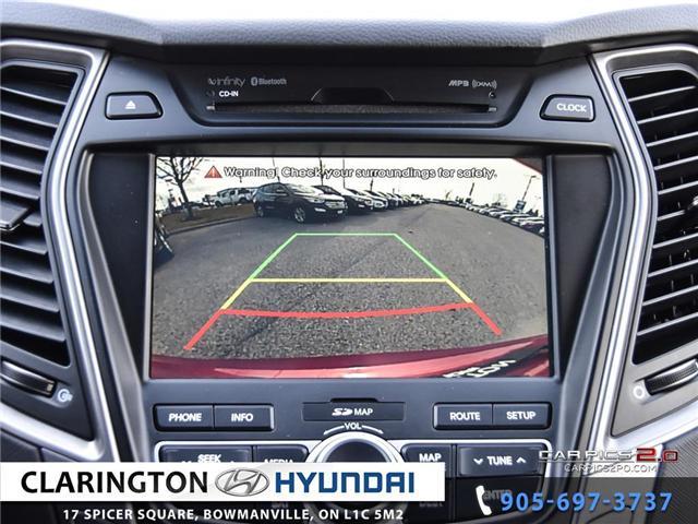 2015 Hyundai Santa Fe Sport 2.0T Limited (Stk: 18874A) in Clarington - Image 19 of 27
