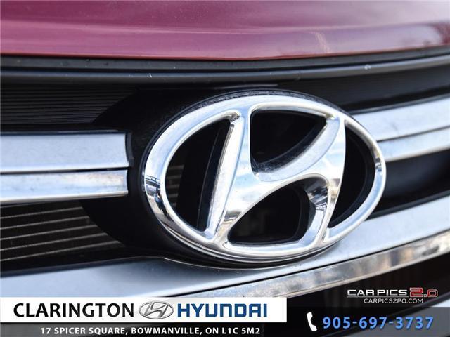 2015 Hyundai Santa Fe Sport 2.0T Limited (Stk: 18874A) in Clarington - Image 23 of 27