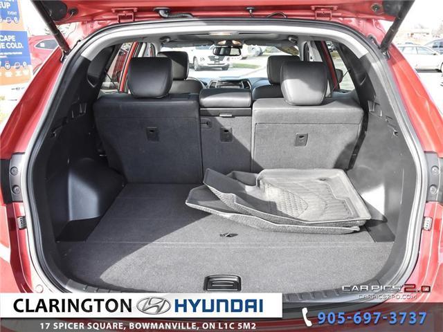 2015 Hyundai Santa Fe Sport 2.0T Limited (Stk: 18874A) in Clarington - Image 25 of 27