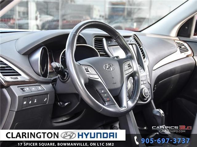 2015 Hyundai Santa Fe Sport 2.0T Limited (Stk: 18874A) in Clarington - Image 27 of 27