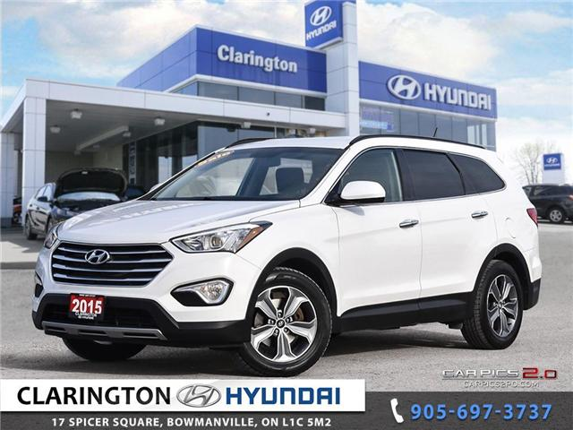 2015 Hyundai Santa Fe XL Base (Stk: 18873A) in Clarington - Image 1 of 27