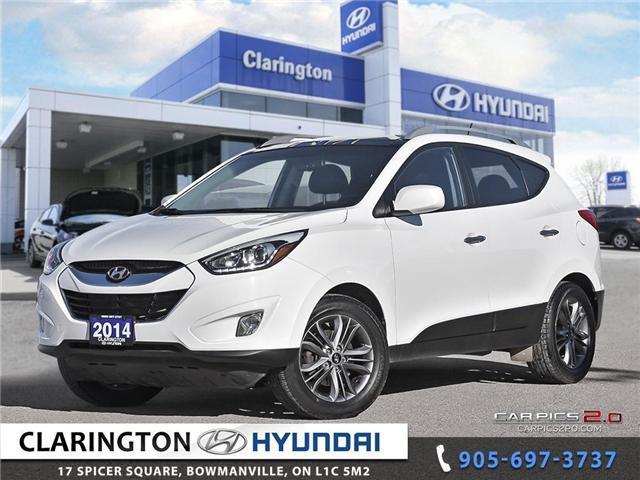 2014 Hyundai Tucson GLS (Stk: 18686A) in Clarington - Image 1 of 27