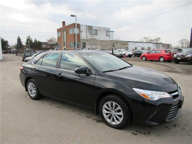 2017 Toyota Camry LE (Stk: 15808A) in Toronto - Image 16 of 17