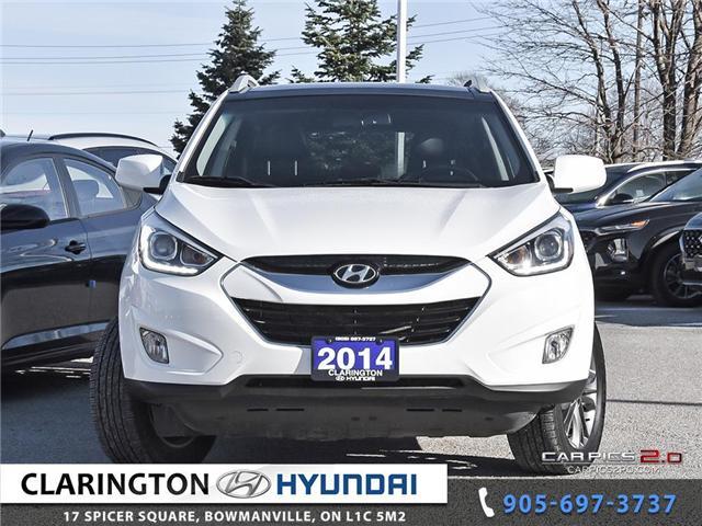 2014 Hyundai Tucson GLS (Stk: 18686A) in Clarington - Image 2 of 27