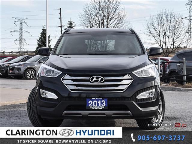 2013 Hyundai Santa Fe Sport 2.0T Premium (Stk: 18872A) in Clarington - Image 2 of 27