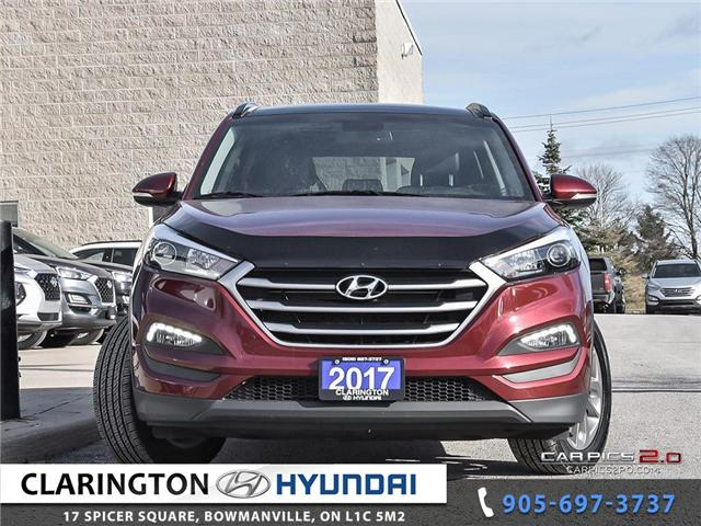 2017 Hyundai Tucson Luxury (Stk: U796) in Clarington - Image 2 of 27