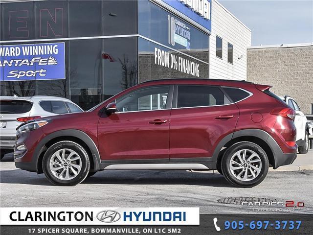 2017 Hyundai Tucson Luxury (Stk: U796) in Clarington - Image 3 of 27