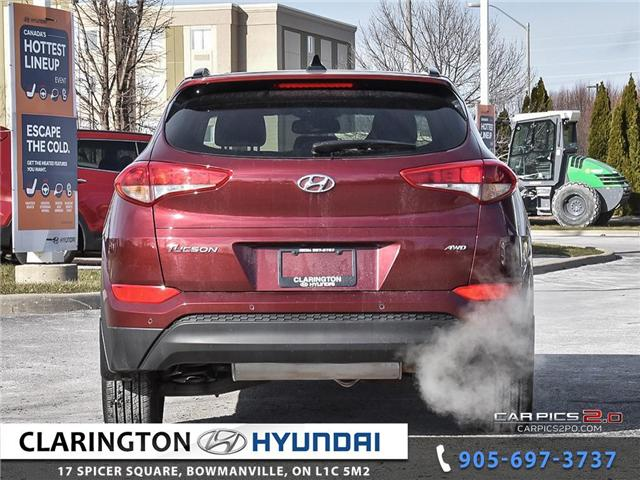 2017 Hyundai Tucson Luxury (Stk: U796) in Clarington - Image 5 of 27