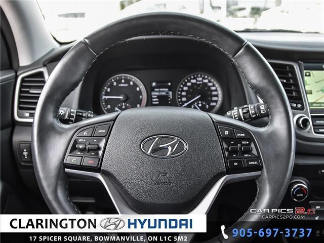 2017 Hyundai Tucson Luxury (Stk: U796) in Clarington - Image 6 of 27