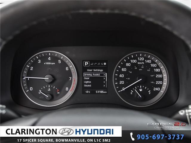 2017 Hyundai Tucson Luxury (Stk: U796) in Clarington - Image 7 of 27