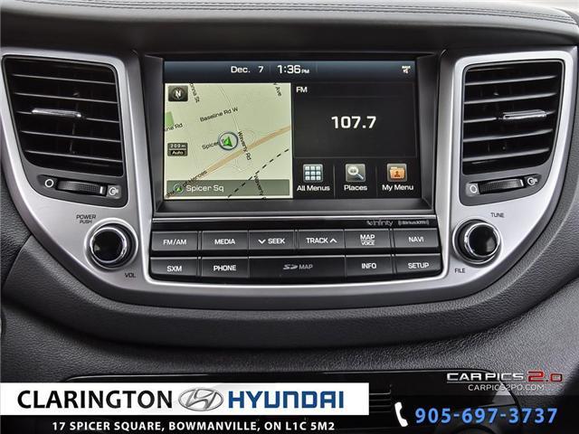 2017 Hyundai Tucson Luxury (Stk: U796) in Clarington - Image 13 of 27