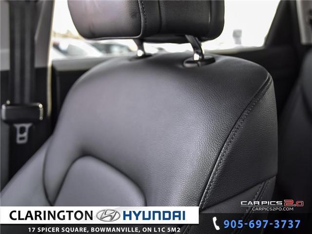 2017 Hyundai Tucson Luxury (Stk: U796) in Clarington - Image 15 of 27